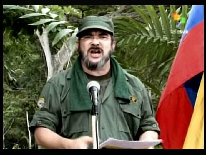 COLOMBIA-FARC-JIMENEZ