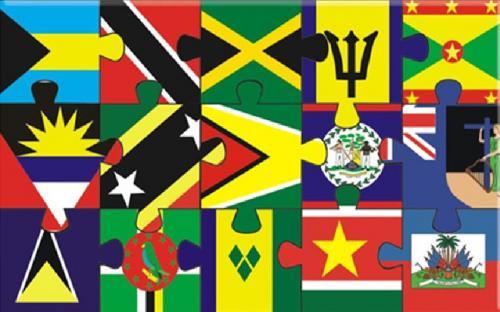 caricom banderas