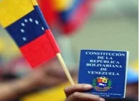 Vz Bandera y Constitución