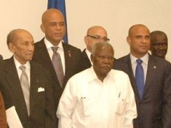 Membres de la Commission consultative prsidentielle