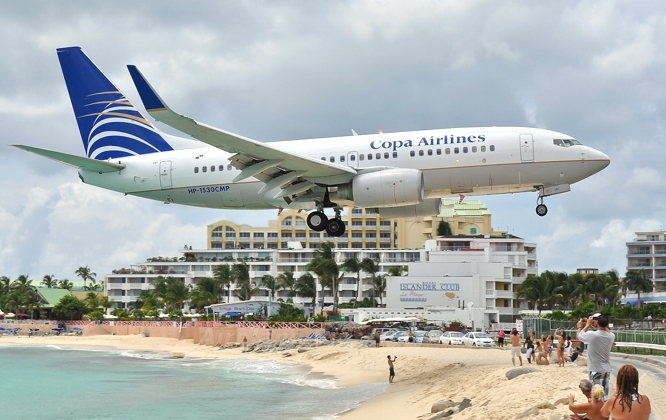copa airlines nodal