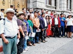 campesinos + guatemala