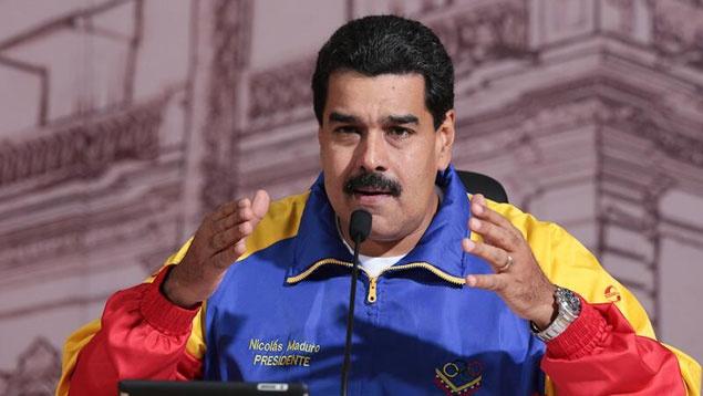 Venezuela: el presidente Maduro suspende su viaje a Roma por recomendación médica