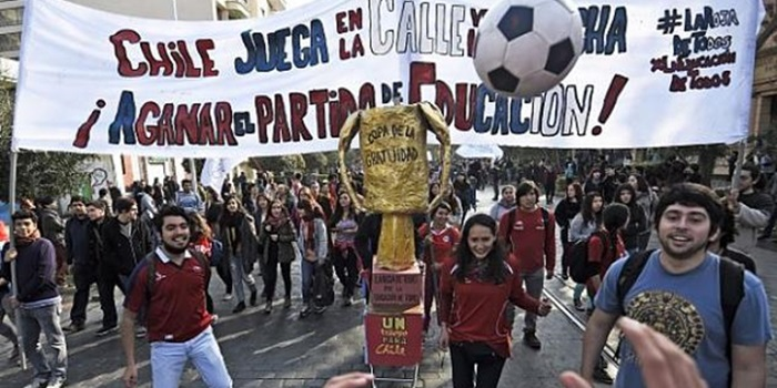 profesores-estudiantes-chilenos-se-manifestaron-en-vispera-copa-america-23945