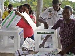 Haiti-Election