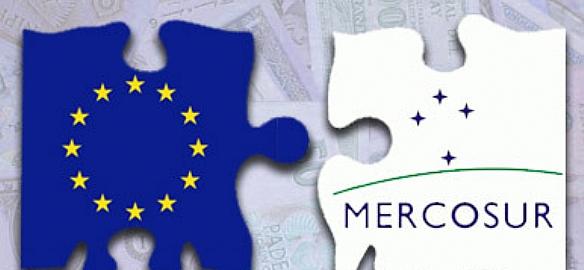 Mercosur-unión-europea