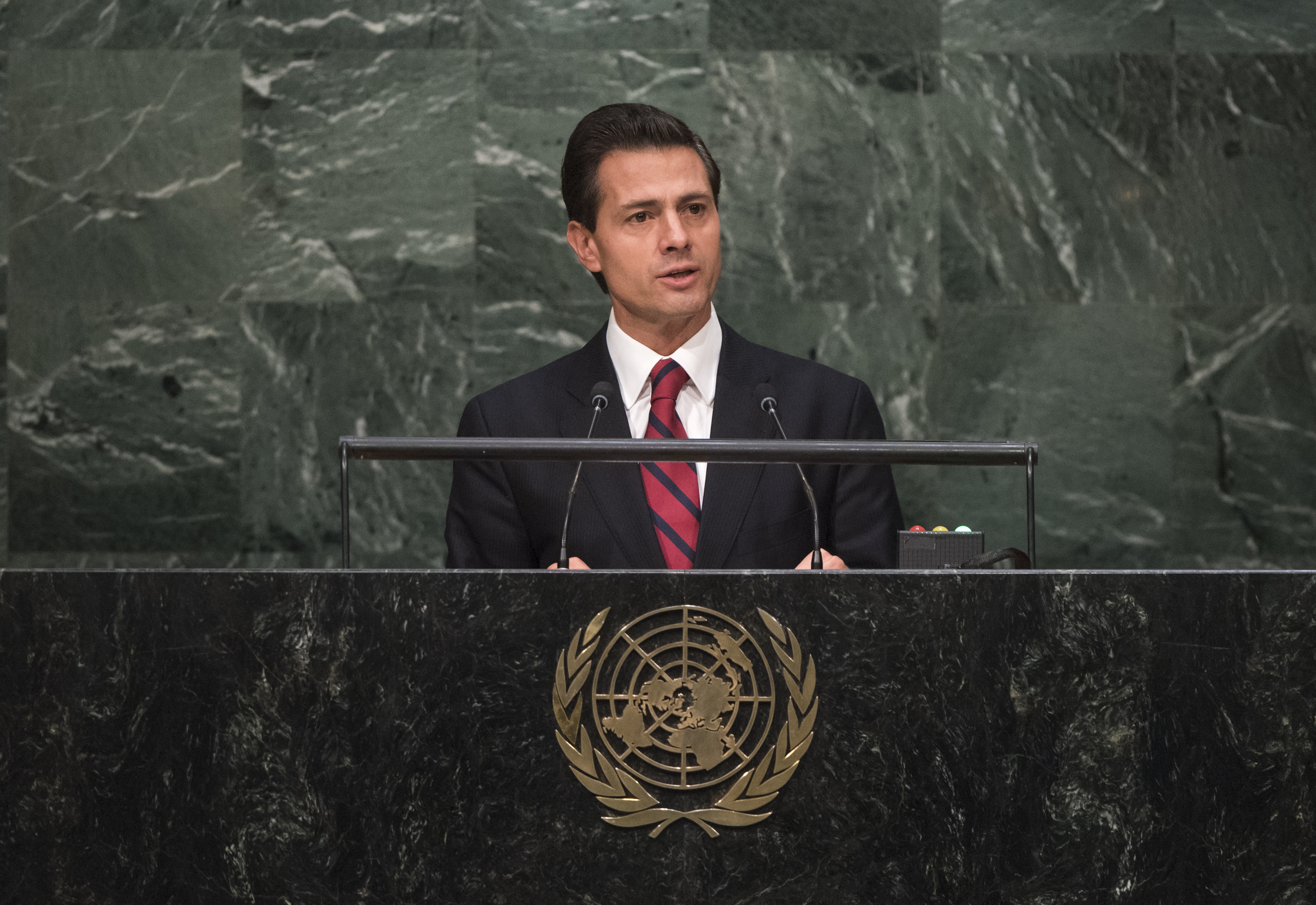 Address by His Excellency Enrique Peña Nieto, President of the United Mexican States