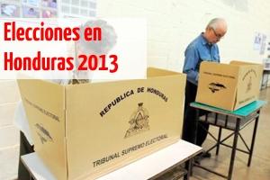 elecciones honduras 2013 nodal