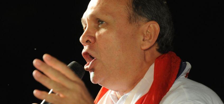 Mario Ferreiro intendente Asuncion