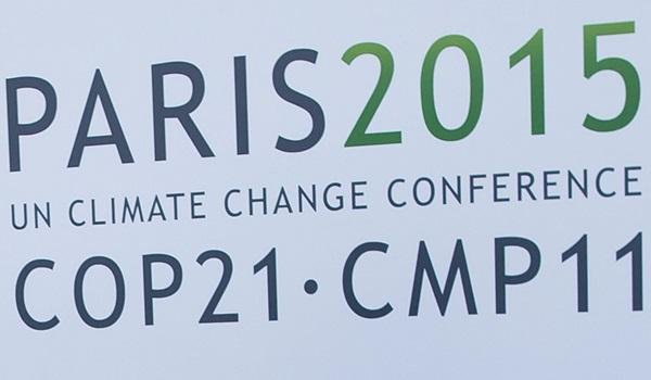 COP21 climate change conference logo