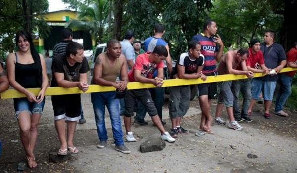 migrantes cubanos