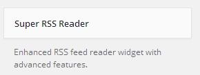 super rss reader 1