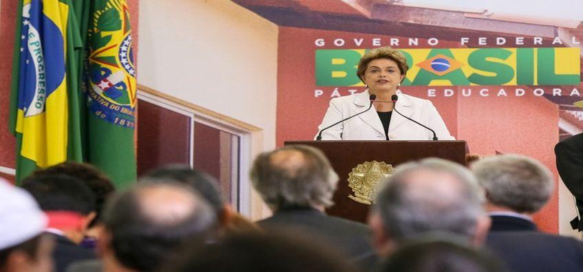 Dilma es un golpe