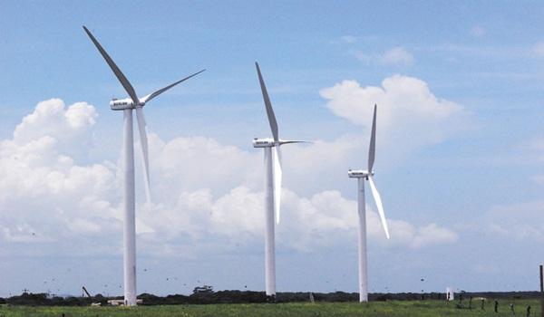 Planta Generadora de Energia Eólica