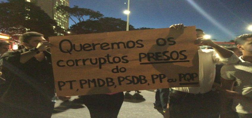 protestas br