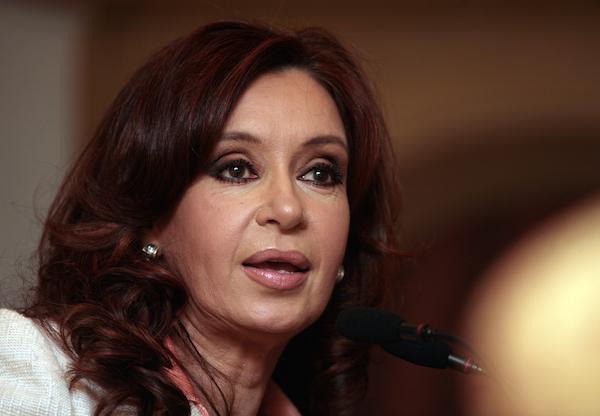 Argentina – Politics – Cristina Fernandez de Kirchner