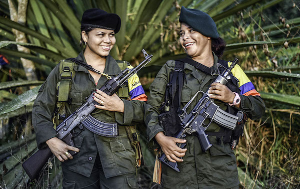 COLOMBIA-FARC-PEACE-MOTHERS-REUNION