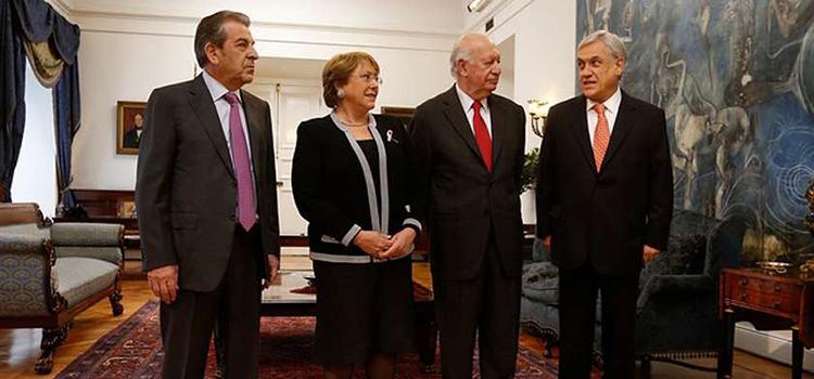 presidentes chile
