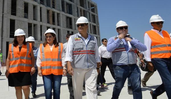 ACT agenda del Presidente Correa en Guayaquil