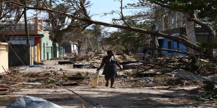 HAITI HURACÁN MATTHEW
