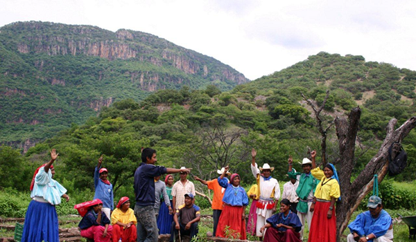 mx-Mexico's CONAFOR engaged in dialogue with group of Indigenous People-courtesy CONAFOR-800×533