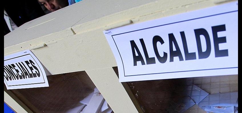 Elecciones Municipales 2012