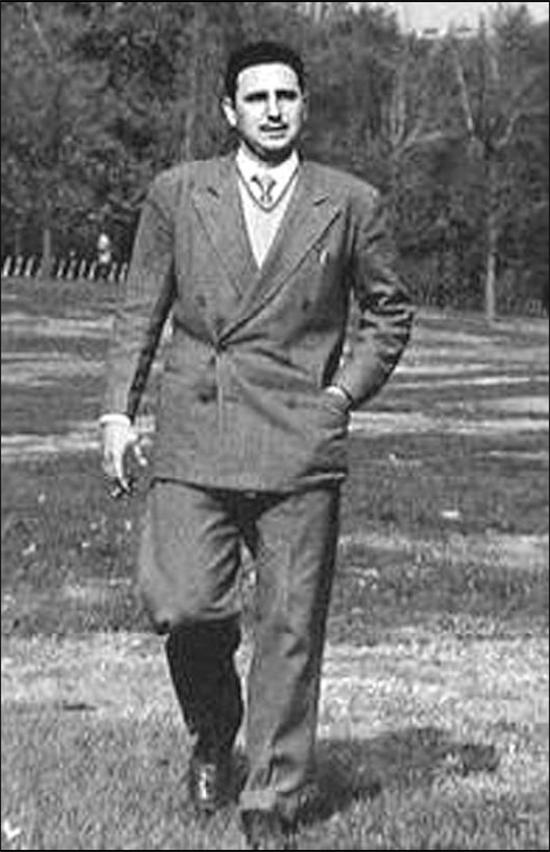 Fidel en NY 1955