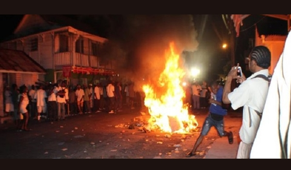 protest-in-dominica