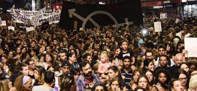 Uruguay dia internacional de la mujer nodal j`g