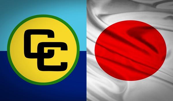 caricom `+ japon