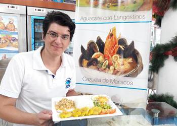Ecuador comida