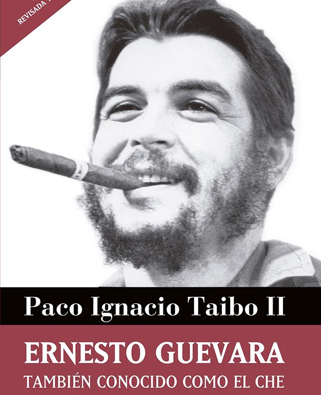 Paco Taibo El Che 650×800