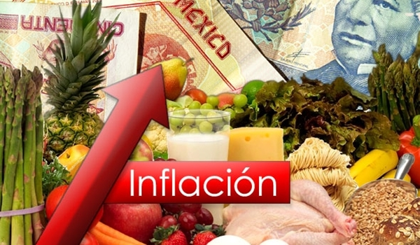 inflación méxico