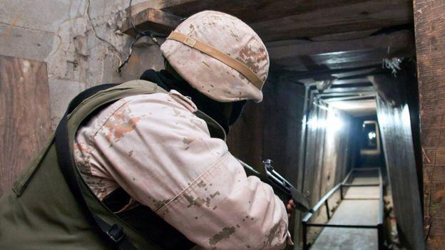 mex tuneles bajo muros fronterizos