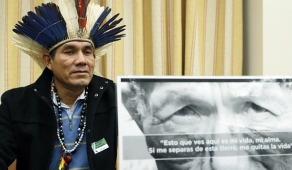 Indígenas brasileños denuncian en la Eurocámara más de 400 asesinatos desde 2003