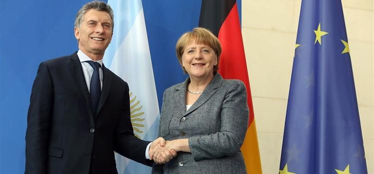 Macri-Merkel