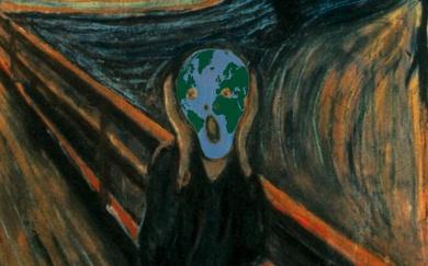cambio climatico horror