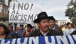 nota 1 no al racismo