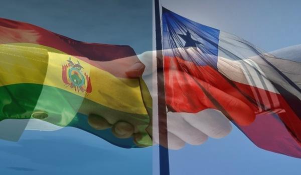 Acuerdos fronterizos + Bolivia + Chile