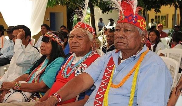 Adultos mayores + indígenas