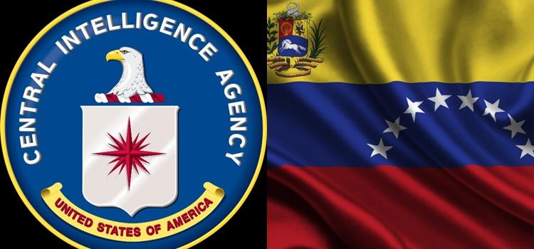 CIA + Venezuela