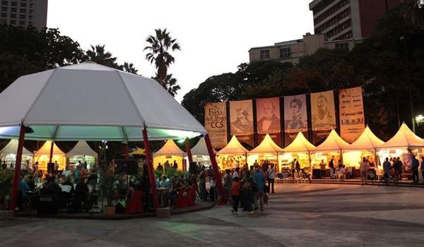 Feria del libro Caracas 600