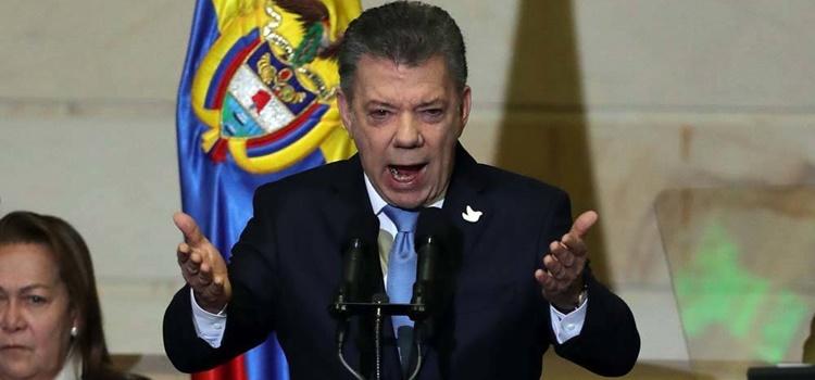 Juan Manuel Santos + Colombia