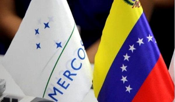 Mercosur + Venezuela + Nodal