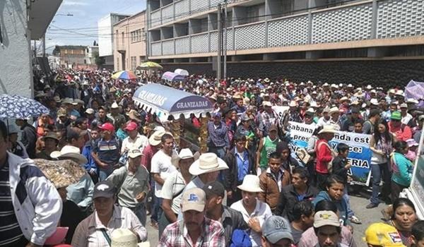 Pueblo Xinca + Guatemala