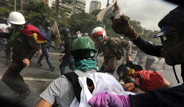 oposicion venezolana