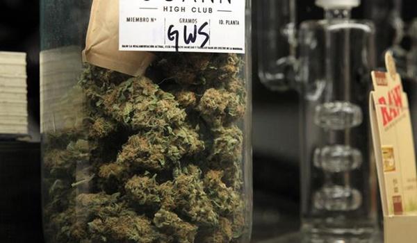 uruguay + marihuana