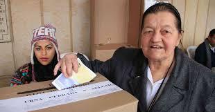CIU voto