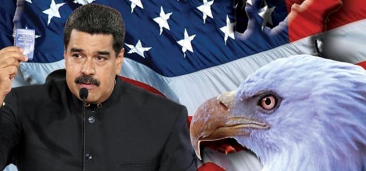 Venezuela + injerencia de EEUU