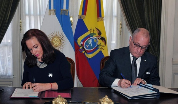 ecuador + argentina